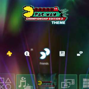 Celebrate PAC-MAN's 40th with a free PS4 PAC-MAN Championship Edition 2 Theme @ PSN Store
