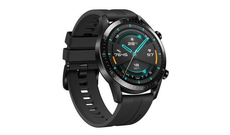 Huawei GT 2 46mm Smart Watch - Black - £139.99 @ Argos (+£3.95 Del)