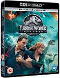 Four 4k UHD Movies-Jurassic World +Fallen Kingdom +Deepwater Horizon +Mamma Mia - £16 @ eBay / youberdeals91