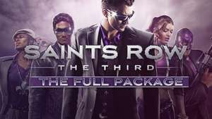 [PC] Saints Row: The Third - The Full Package - £2.79 @ GOG