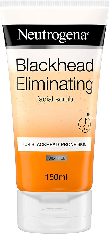 Neutrogena Blackhead Eliminating Facial Scrub 150ml, £2.50 at Amazon (+£4.49 on prime)