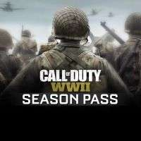 Call of duty WWII (2) PlayStation 4 Season Pass - £15.99 @ PSN Store