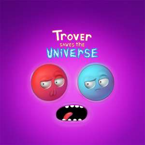 Trover Saves the Universe £14.99 PS4/PSVR @ Playstation Network