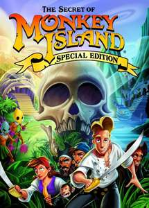 The Secret of Monkey Island: Special Edition (Steam PC) £1.34 @ InstantGaming