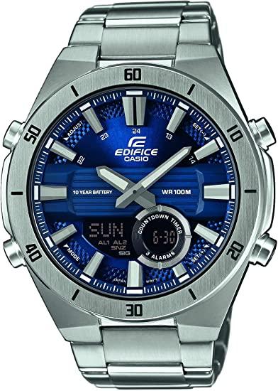 Casio Edifice Men's Stainless Steel Bracelet Watch, £64.99 at Amazon