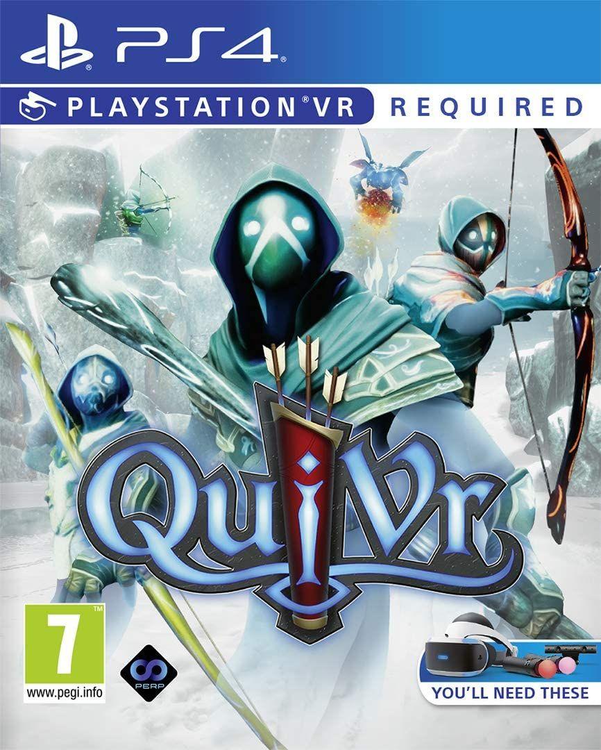 Quivr on PSVR £7.99 (Prime) / £10.98 (non Prime) at Amazon