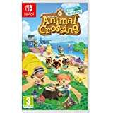 Animal Crossing: New Horizons Nintendo Switch Used - Acceptable £34.40 @ Amazon Warehouse Deals