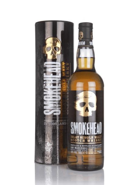 SMOKEHEAD Peated Whisky 70cl - £25 instore @ Morrisons Bellshill
