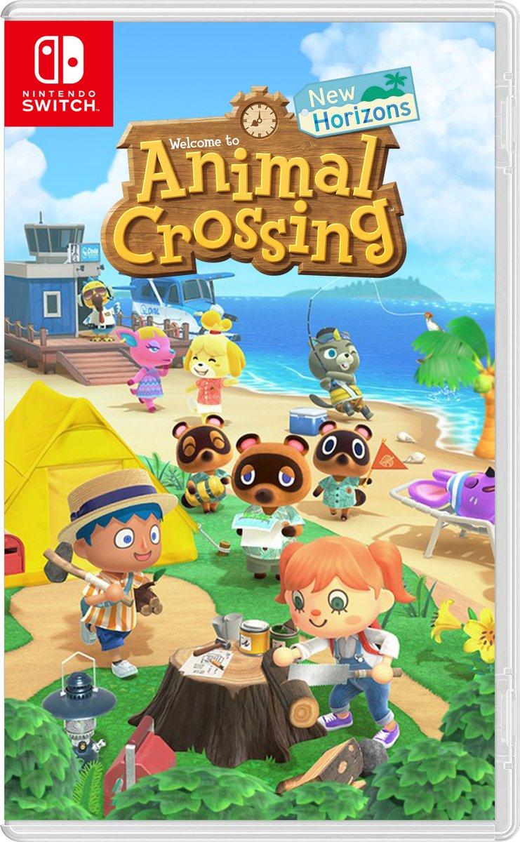 [Nintendo Switch - Digital Download] Animal Crossing: New Horizons - £37.99 @ CDKeys