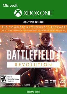 [Xbox One] Battlefield 1 Revolution Inc. Battlefield 1943 - £2.99 @ CDKeys
