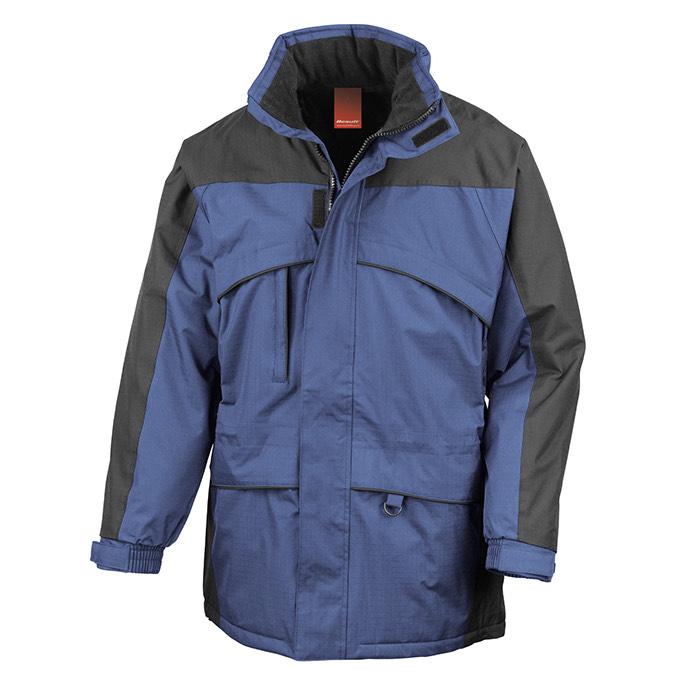 Seneca Ripstop Hi-Activity Jacket royal blue / black - £6.60 + £4.95 del @ Result clothing