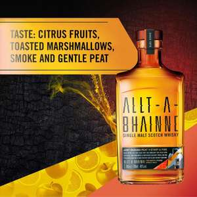 Allt-A-Bhainne Single Malt Scotch Whisky, 70 cl £29.09 @ Amazon