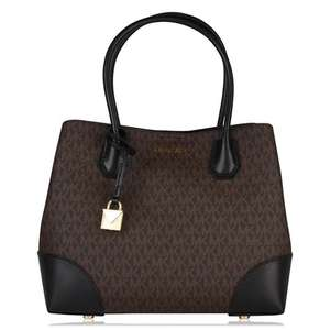 Michael Kors Mercer Logo Bag SIG292 £125.39 delivered @ FLANNELS
