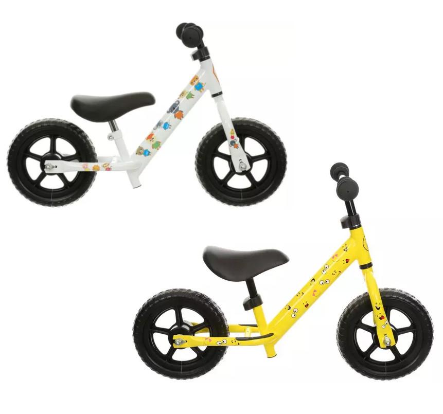 "Indi Balance Bike or Indi Limited Edition Balance Bike (Yellow) - 10"" Wheel for £19 / + p&p £3.99 @ Halfords"