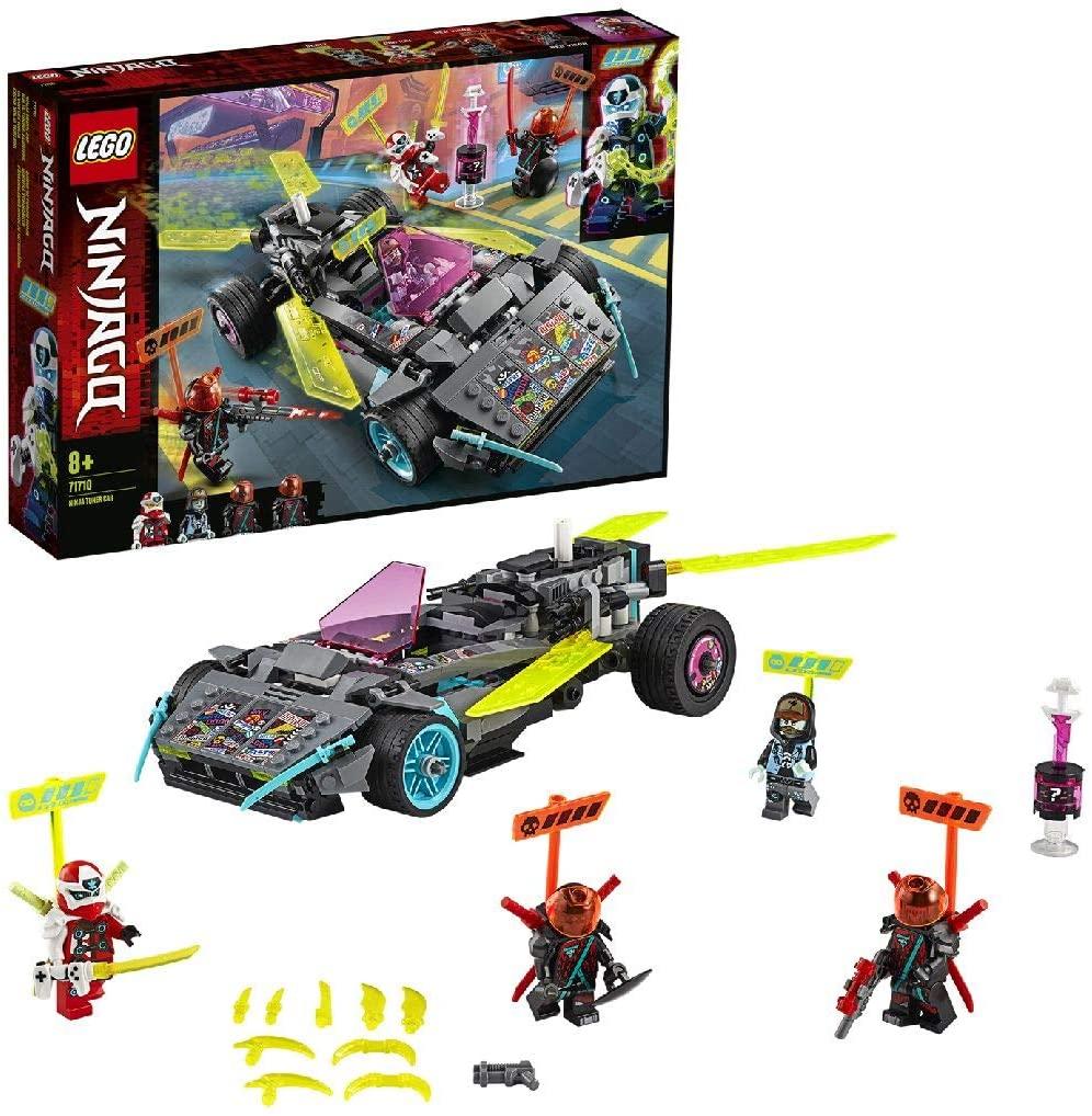 LEGO 71710 Ninjago Ninja Tuner Car £27.99 delivered at Amazon