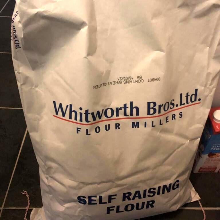 Whitworth Bros Self Raising Flour 10kg - £3.99 instore @ Aldi Nottingham