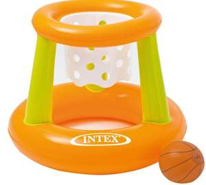 Intex 58504NP Floating Hoop Game - £5.79 (Prime) / £10.28 (Non Prime) @ Amazon
