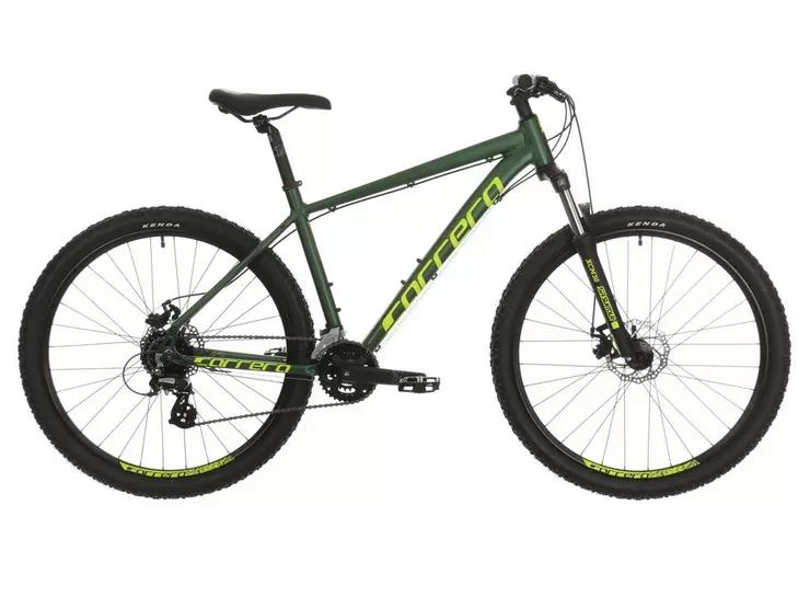 Carrera Vengeance Mens Mountain Bike 2020 - Green - £325 @ Halfords