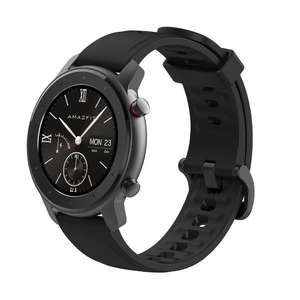 Xiaomi Amazfit GTR 47mm Lite Waterproof Smart watch with 24Days battery - £72.17 delivered @ AliExpress Deals / Fagesiwei Store