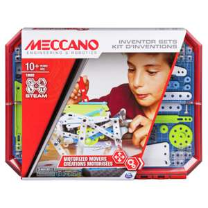 Meccano Motorised Movers £20 / £23.95 delivered at Argos