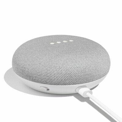 Google Home Mini Smart Speaker Chalk OFFICIAL Google Voice Smart Assistant UK £19.99 @ ebay (mymemory-uk )