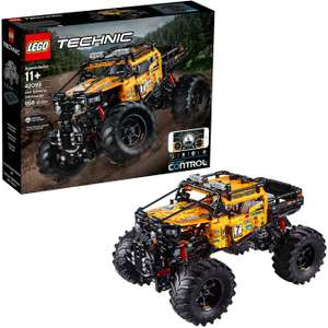 LEGO 42099 Technic Control+ 4x4 X-treme Off-Roader Truck App Controlled Construction Set £139.95 at Amazon