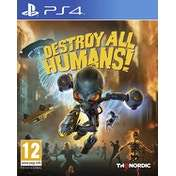 Destroy All Humans! (PS4/Xbox One) £26.99 W/Free Postage (Preorder) @ 365Games