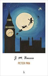 Peter Pan by J. M. Barrie - Kindle Edition now Free @ Amazon