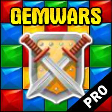 Gemwars PRO - free @ Google Play store