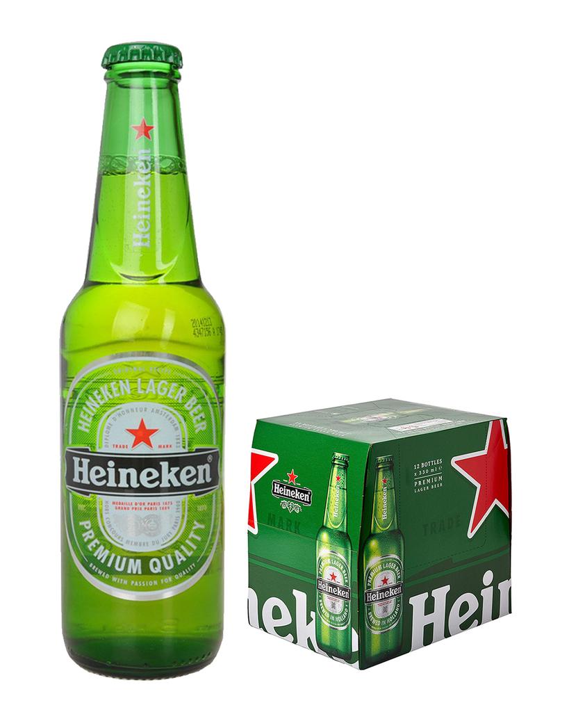 12 X Heineken 650ml £14 @ Sainsburys (Exeter)