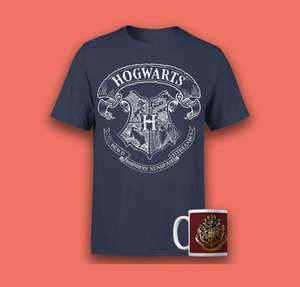 Harry Potter t-shirt and mug bundle - £8.99 using code + £1.99 delivery / free for Red Carpet members @ Zavvi