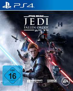 Star Wars Jedi: Fallen Order Standard Edition [PS 4] - £26.17 delivered @ Amazon Germany