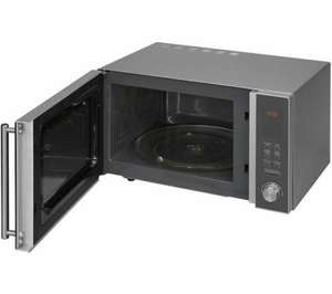 KENWOOD K25MMS14 Solo Microwave - Silver - Damaged Box - £63.99 @ Currys_Clearance / eBay