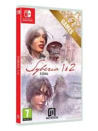 Syberia 1 & 2 [Nintendo Switch] - £15.19 with new account code (£15.99) Delivered @ Go2Games