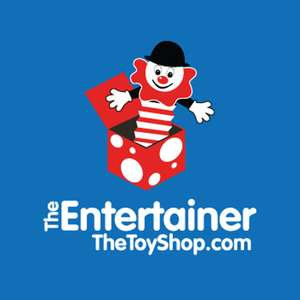 Save £5 when you spend £20 @ TheToyShop.com (The Entertainer) e.g Sylvanian Families 3 Story House £29.99 + £4.99 P&P (Free del over £39.99)