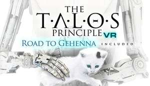 The Talos Principle VR; includes Road To Gehenna £4.49 at Humble Bundle