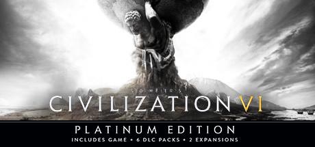 CIVILIZATION VI : Platinum Edition £40.60 at Steam Store