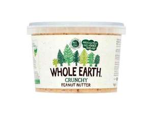 Giant 1kg tub of Whole Earth Peanut Butter £4.99 in store at Lidl Plymouth