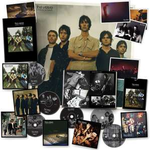 The Verve - Urban Hymns Box Set ( 5CD / 1DVD / Poster / Hardcover Book / Postcards) + FREE MP3 £24.16 delivered @ Amazon