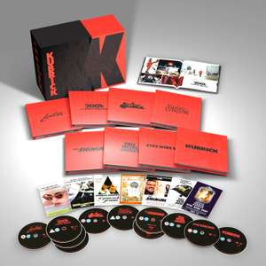Stanley Kubrick Limited Edition Film Collection - Blu-ray + 2 Movies Are 4K & Blu-ray - £61.98 Delivered Using Code @ Zavvi