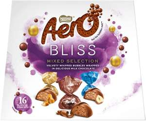 Aero Bliss Mixed Selection Chocolate Sharing Box 144g £1 In Store @ OneBelow (Argyle Street, Glasgow)