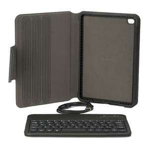 Griffin Snapbook Keyboard / Protective Case Stand (Keyboard Detatchable) for iPad 4 Mini, £9.98 delivered at Scan