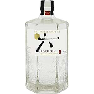 Roku Japanese Craft Gin £21.46 at Costco Warehouses from 1st June