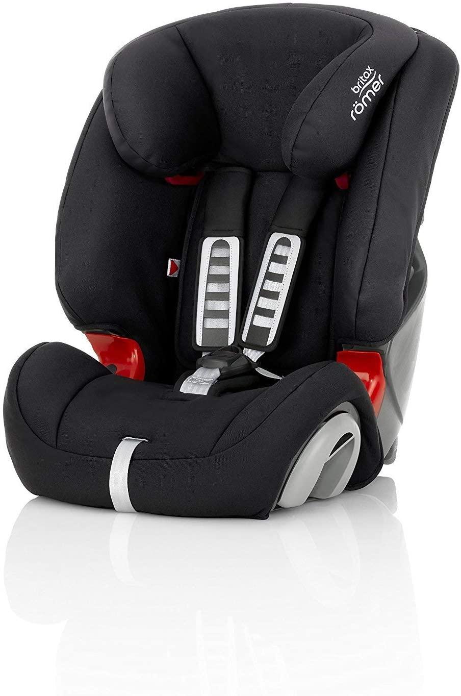 Britax Römer car seat 9-36 kg, EVOLVA 123 group 1/2/3 £30 @ Lidl (Leicester)