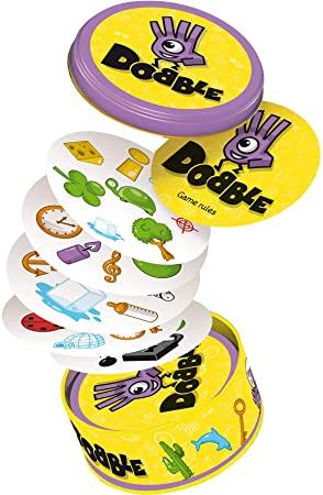 Asmodee Dobble Card Game £9 Prime / £13.49 Non Prime at Amazon