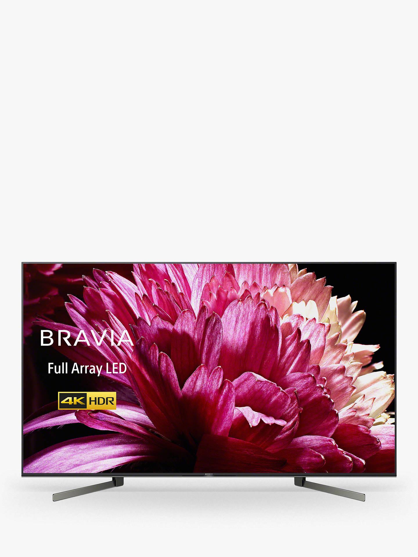 "Sony Bravia KD65XG9505 2019 LED HDR 4K Smart Android TV, 65"" (£1,099 Inc voucher) £1,199 at John Lewis & Partners"