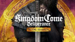 [Steam] Kingdom Come: Deliverance Royal Edition (PC) - £11.99 @ CDKeys