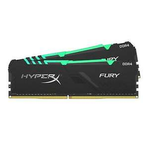 HyperX FURY RGB 16GB (2x8GB) 3200MHz DDR4 - CL16 - Memory Kit - £76.27 With Code Delivered @ Cclonlne/ebay