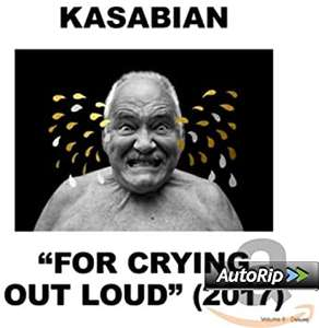 Kasabian - For Crying Out Loud (Deluxe) Double CD £3.18 (Prime) / £6.17 (non Prime) at Amazon