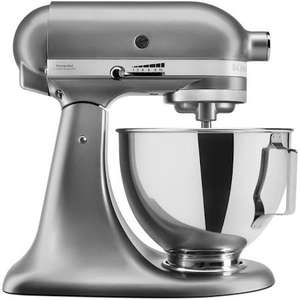 KitchenAid 4.3L Stand Mixer With Pouring Shield In Silver at Costco for £269.98
